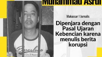 Komite Keselamatan Jurnalis Kecam Pemidanaan Jurnalis dengan UU ITE