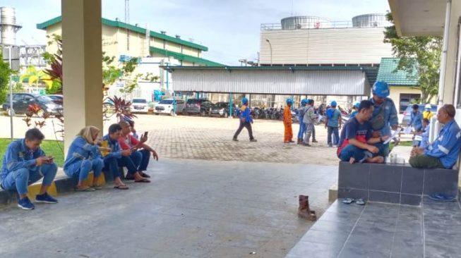 Pt Truba Jaya Engineering Di Kutai Kertanegara Lakukan Pengurangan Karyawan
