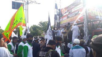 Apel Siaga Masyarakat Anti Komunis Jawa Tengah-Yogyakarta Tolak RUU HIP di Klaten
