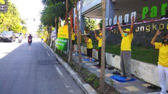 Komunitas Falun Dafa Minta Hentikan Dugaan Penganiayaan Aktivis Falun Gong Oleh PKC di RRC