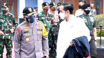 Presiden Jokowi Tinjau Lokasi Gempa di Sulawesi Barat, Ini Agendanya